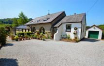 3 bed Detached home for sale in Denbigh Road, Afonwen...