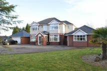 4 bedroom Detached house in Northop Road...