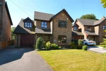 4 bed Detached home for sale in Cross Keys, Rhosesmor...