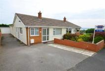 2 bedroom Semi-Detached Bungalow in Cadnant Drive, Bagillt...