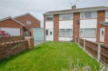 3 bedroom semi detached house in Chapel Terrace, Leeswood...