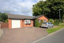 2 bedroom Detached Bungalow for sale in Ffordd Rhufon, Ruthin...