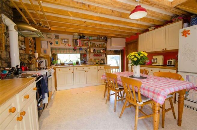 FARMHOUSE KITCHEN / DINING ROOM