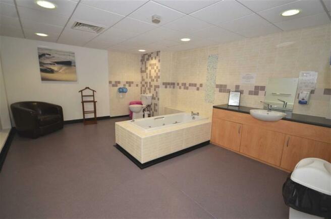 Pamper Bathroom