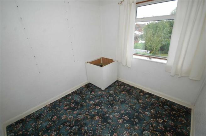 Rear bedroom four