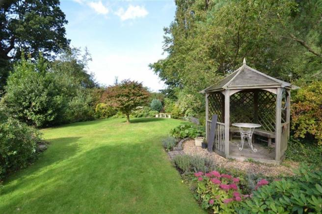 Superb Rear Garden