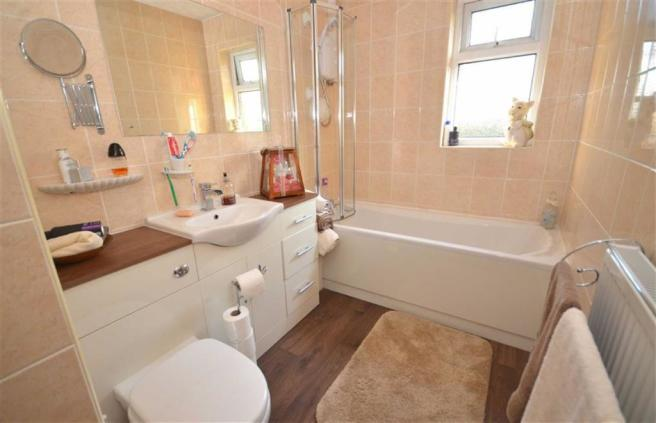 Refitted Feature Bathroom