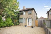 semi detached home for sale in Edgeway Road, Marston...