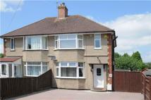 3 bed semi detached property for sale in Croft Road, Marston...