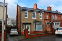 3 bed End of Terrace house in Chester Road West...