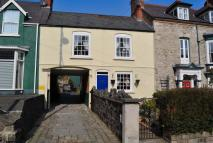 Town House to rent in Vale Street, Denbigh...
