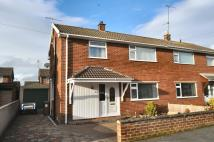 semi detached property in Woodlands Close, Mold...