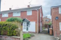 14 Pant Glas semi detached house to rent