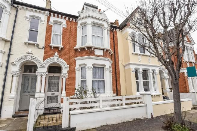 4 bedroom terraced house for sale in Gosberton Road ...