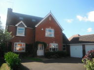 Detached house to rent in Swift Close, Northampton...