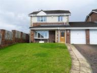 Link Detached House to rent in Cumberland Close, Darwen...