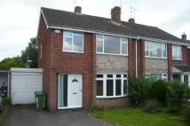 3 bed semi detached property in Woodcote Avenue...