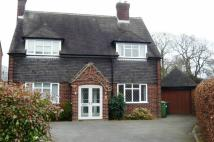 3 bed Detached home in Amherst Road, Kenilworth...