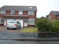 semi detached home to rent in Tisdale Rise, Kenilworth...