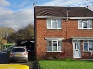2 bed semi detached property to rent in Ebourne Close...