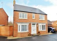 4 bedroom Detached property for sale in Pathfinder Way, Oakhurst...