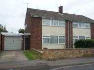 semi detached house in Primrose Close, Arlesey