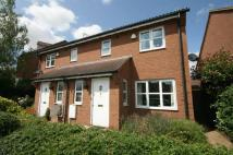 3 bed semi detached house to rent in Fountain Row, Hitchin