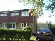 semi detached property in Radburn Way, Letchworth