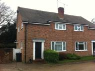 3 bedroom semi detached property in Cliveden Road, Taplow...