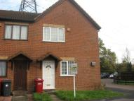 1 bed house in Bruce Close...