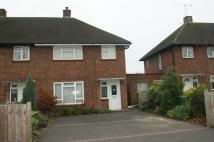 3 bedroom house to rent in Blumfield Crescent...