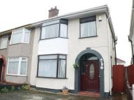 semi detached property for sale in Bull Lane, Orrell Park...