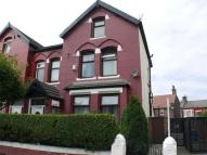 semi detached home in Warbreck Road...