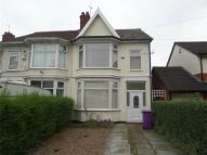 semi detached home in Moss Lane, Orrell Park...