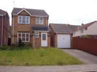 3 bedroom Detached property to rent in Keston Way, Raunds, NN9