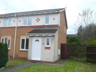 semi detached property for sale in Garrow Close, NN9