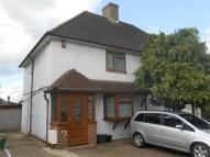 Hillside Road semi detached house to rent