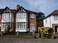 End of Terrace property in Woodside Avenue...
