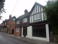 4 bed Detached home in High Street, WESTERHAM...