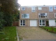 Cornford Close End of Terrace house to rent