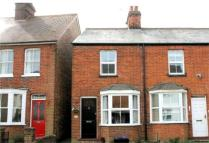 High Street semi detached house to rent
