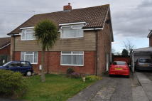 semi detached house in Heathfield Crescent...