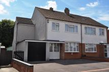Burfoote Road semi detached house for sale