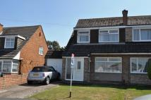 3 bedroom semi detached property for sale in Court Farm Road...