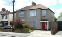 3 bed semi detached house for sale in Boundary Road, Sidcup...