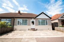 Semi-Detached Bungalow for sale in Woodlands Avenue, Sidcup...