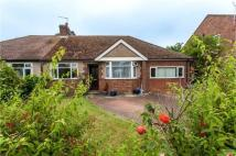 Gattons Way Semi-Detached Bungalow for sale