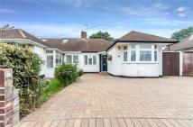 3 bed Semi-Detached Bungalow for sale in Longmead Drive, Sidcup...