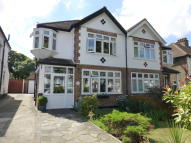 semi detached house to rent in MANOR PARK ROAD...