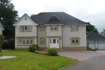 Detached home in Royal Gardens Bothwell